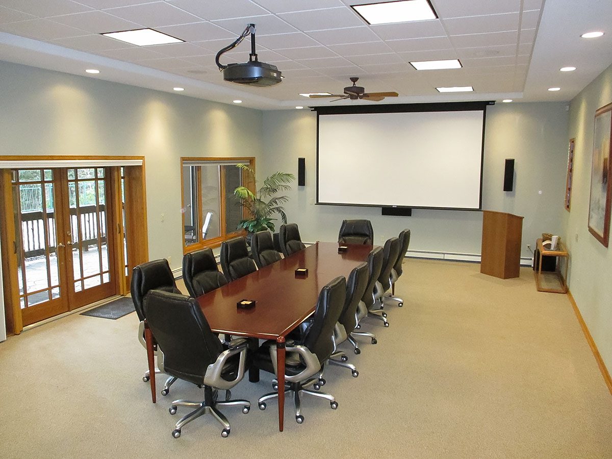 Visitation Hall Conference Room